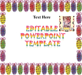 Easter - Editable PowerPoint Templates
