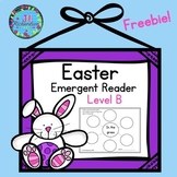 Free Easter Emergent Reader Level B (Guided Reading)