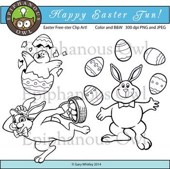 Free Easter Fun Clip Art