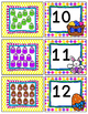 Free Easter Number Match Task Cards