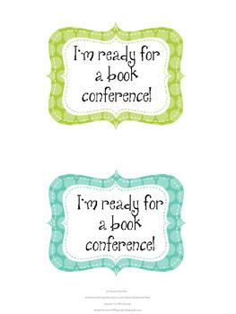 Free Editable Book Conference Board