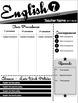 Free, Editable Class Syllabus for Any Grade