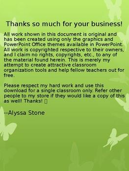 Free Editable Classroom Newsletter