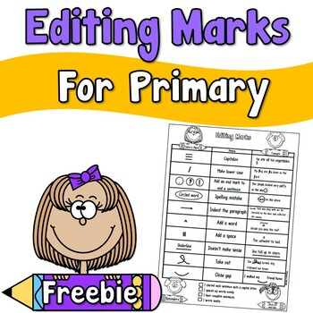 Free Editing Marks
