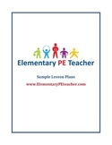 Free Elementary PE Lesson Plans