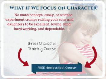 Free Email Class: What if You Focus On Character