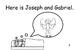 Christmas Nativity Reader - Charlotte's Clips: Catholic -