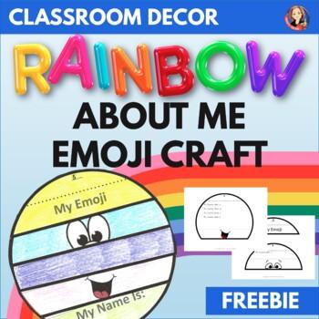 Free Emoji Back to School Craft - Flip Book