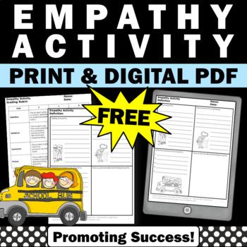 Free Empathy Activity