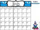 Free Enchanted Forest Themed Calendar