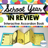 End of the Year Activity - Free School Year Reflection