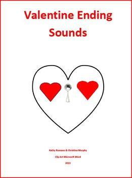 Free Ending Sounds (Valentine Hearts)