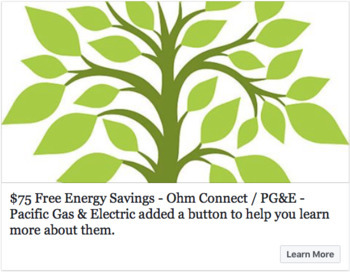 Free Energy Savings For Teachers - Ohm Connect / PG&E - Pacific Gas & Electric