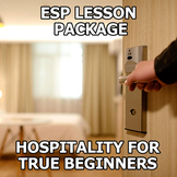 Hospitality For True Beginners - Free Lesson Plan