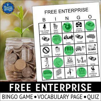 Free Enterprise Bingo