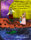 Free Essay Lesson: Three Favorite Peter Pan Characters
