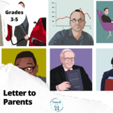 Free Execution - Lesson 3 - Letter to Parents