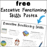 Free Executive Functioning Poster