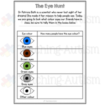 Free Eye Colour, Eye Color Hunt The Doctor with an Eye for Eyes