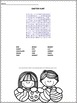 Free FREEBIE EASTER SPRING  Morning Work  Worksheets  No prep  Print and Go