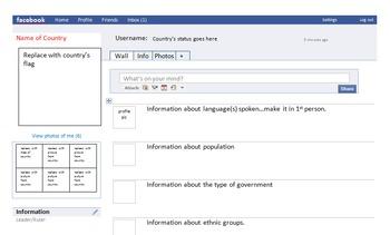 Free Facebook Template!