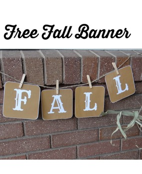 Free Fall Banner