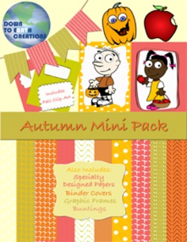 Fall Themed Mini Seller's Kit