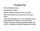Free Fireplace Fun Game!