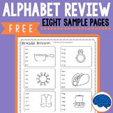 Assess Alphabet Knowledge