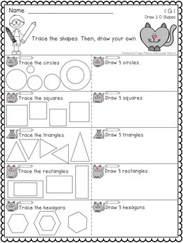 Free First Grade Math Practice Worksheets by Frogs Fairies ...
