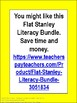 Free Flat Stanley Book Extension Writing Prompt Task Cards
