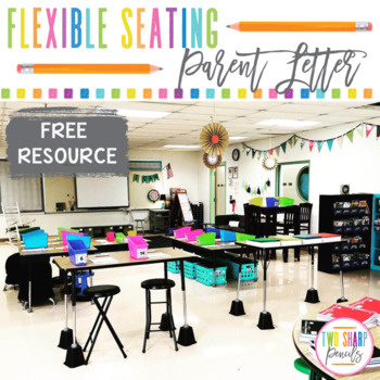 Free Flexible Seating Parent Letter