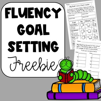 Free Fluency Goal Setting
