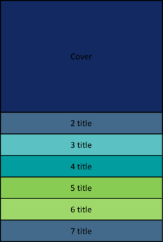 Book Templates: Flip Book & Tab Book