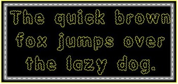 Free Font - Chubby Cheeks