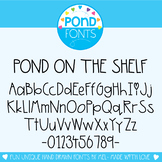 Font - On the Shelf