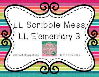 Free Fonts for Commercial Use! Part 3: LL Scribble Mess & LL Elementary 3