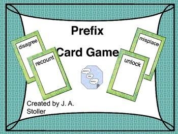 Free For Followers: Prefix Card Game
