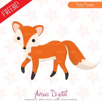 Free Fox Clipart