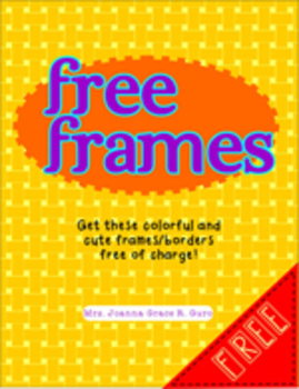 Free Frames!