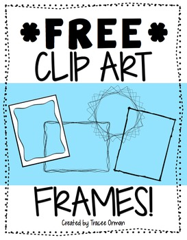 free frames borders clip art for commercial use vol 1 by tracee orman rh teacherspayteachers com free clipart frames and page borders clipart frames and borders free download