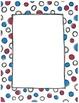 Free Frames:  Circles and Squares
