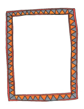 Free Frames:  Indian Style
