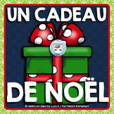 French Christmas Gift | Un cadeau de Noël | français gratuit