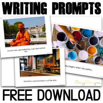 Free Friendship Writing Prompts