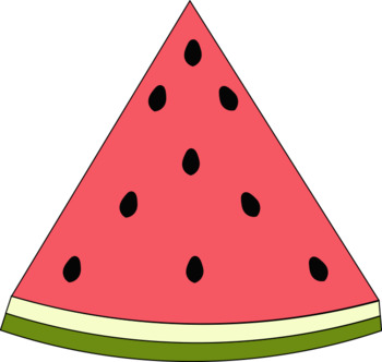 Free Fruit and Vegetable Clipart