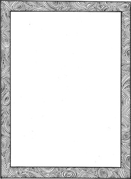 Free Fun Empty Frame Printable!! A Million-And-One Uses!