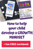 Free Fun Teaching Resources to Develop a Growth Mindset and Confidence