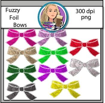 Free Fuzzy Foil Bows