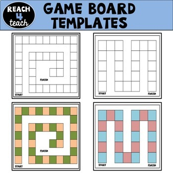 Free Game Board Templates